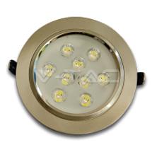 Spot cu LED V - TAC cerc - Spoturi cu led
