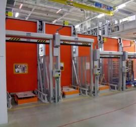 RapidProtect™ 300 pentru protectia utilajelor - Usi industriale rapide