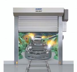 RapidProtect™ 2000 pentru protectia utilajelor - Usi industriale rapide