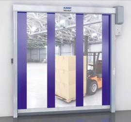 Usa industriala RapidRoll® 300 Plus Alu - Usi industriale rapide