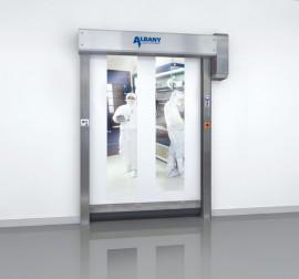 Usa industriala RapidRoll® Clean - Usi industriale rapide