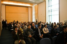 Audienta la conferinta de presa - Mese rotunde si conferinta de presa, la evenimentul de lansare a prototipului