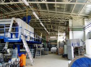 Fabrica de confectii Rouleau Guichard (France) - Sacele Brasov - Proiectare generala