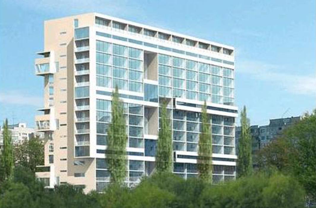 BLUE TOWER REZIDENCE - Impermeabilizarea si si protectia betonului proaspat cu Xypex