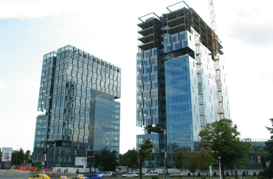 THE GATE - Impermeabilizarea si si protectia betonului proaspat cu Xypex