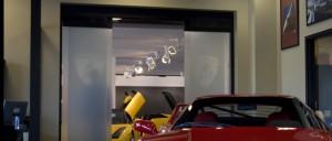 Usa automata glisanta semi-transparenta Besam Semi-transparent - Usi automate, rotative