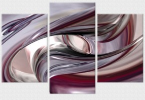 Tablouri set dual view - abstract geometrie - Tablouri set