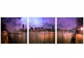 Tablouri set dual view orase - Manhattan - Tablouri set