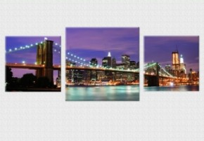 Tablouri set dual view orase - New York  - Tablouri set