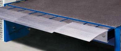 Egalizator de rampa cu clapeta telescopica Crawford 630 Combidock - Rampe, module de incarcare, descarcare