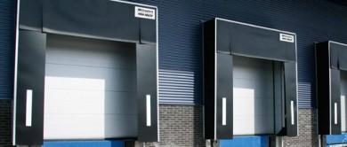Burduf de etansare tip cortina Crawford 660 SME Aluminium - Rampe, module de incarcare, descarcare