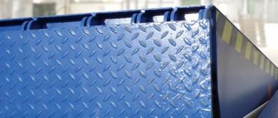Egalizator de rampa cu clapeta pivotanta Crawford 6010S Swingdock - Rampe, module de incarcare, descarcare