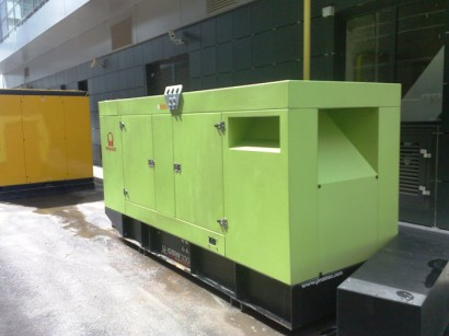 Generator electric PRAMAC GSW330V - Generatoare electrice
