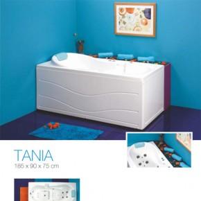 Cada baie Tania - Cazi drepte