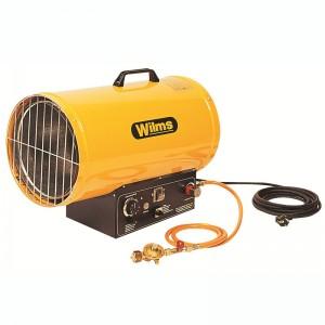 Incalzitor dual gaz/electric DUOTHERM® - Generatoare de aer cald