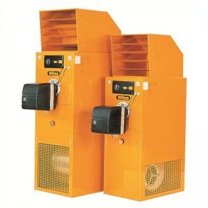 Incalzitor stationar indirect - Generatoare de aer cald