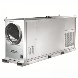 Sistem de incalzire mobil - Generatoare de aer cald