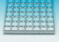 Gratare metalice sudate antiderapante XSP - Gratare metalice