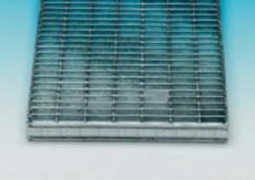 Gratare metalice presate Pe cu ochiuri mici - Gratare metalice
