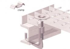 Elemente metalice de fixare cu surub de tip carlig B 833K si B 833T - Elemente metalice de fixare