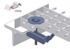 Elemente metalice de fixare standard B 133T si B 133K - Elemente metalice de fixare