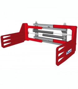 Clamp pentru deseuri din hartie, textile (bale clamp) T413 - Clampuri, sisteme de stangere