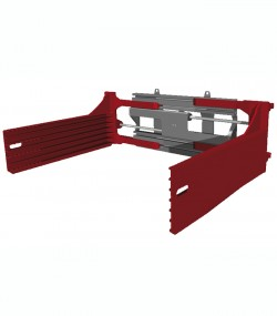 Clamp pentru reciclabile (bale clamp) T413RC - Clampuri, sisteme de stangere