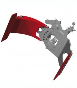 Clamp pentru role cu rotire 360 grade T458C - Sisteme cu rotire (furci cu clamp, clampuri, cupe etc.)