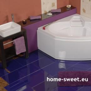 Cada de baie pe colt Ianira - Cada de baie pe colt