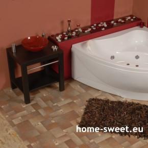 Cada de baie pe colt Massimo - Cada de baie pe colt