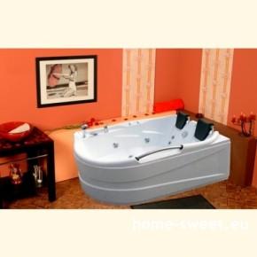 Cada de baie pe colt Florentina - Cada de baie pe colt