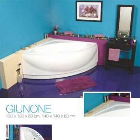 Cada de baie pe colt Giunone - Cada de baie pe colt