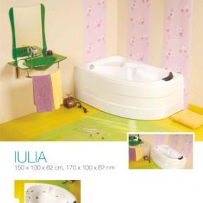 Cada de baie pe colt Iulia - Cada de baie pe colt