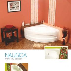 Cada de baie pe colt Nausica - Cada de baie pe colt