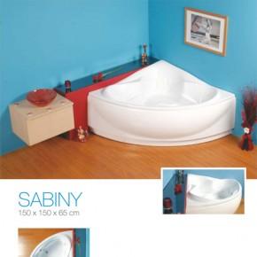 Cada de baie pe colt Sabiny - Cada de baie pe colt