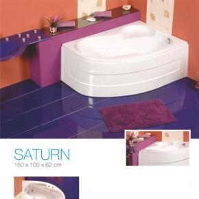 Cada de baie pe colt Saturn  - Cada de baie pe colt