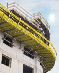 Platforma pliabila K - Platforme de lucru si schele de protectie