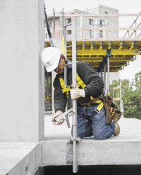Montanti balustrada de protectie - Balustrade de protectie