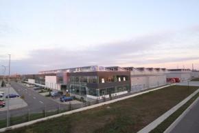 Sediu exterior - ELBA - SC ELBA SA - S-a mutat in casa noua de 80.000 mp 1