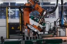 ELBA Automotive - SC ELBA SA - S-a mutat in casa noua de 80.000 mp 2