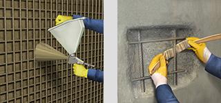 Sika® MonoTop®910N - Gama de mortare cimentoase speciale