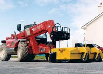Matura hidraulica MULTI SWEEP 725 - Maturi hidraulice