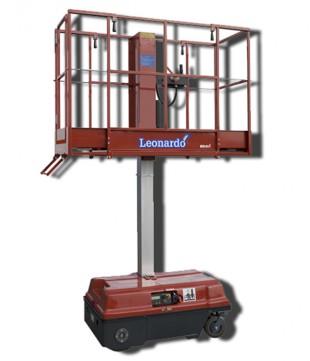 Platforma LEONARDO - Platforme mobile