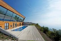 Casa pasiva proiectata sa profite la maxim de soare - Casa pasiva proiectata sa profite la maxim de soare