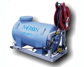 Kit de spalare mobila METROPOLIS - Pompe de spalat pentru uz profesional si industrial