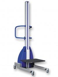 Carucior ergonomic din aluminiu 1.735 mm - Transpalete si carucioare speciale