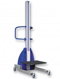Carucior ergonomic din aluminiu 2.035 mm - Transpalete si carucioare speciale