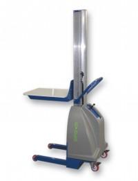 Carucior ergonomic din otel 1.500 mm - Transpalete si carucioare speciale