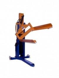 Carucior ergonomic semi-electric din otel inoxidabil 980 mm - Transpalete si carucioare speciale
