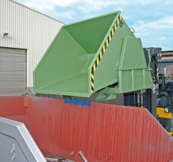 Container basculant - TIP BK - Containere basculante
